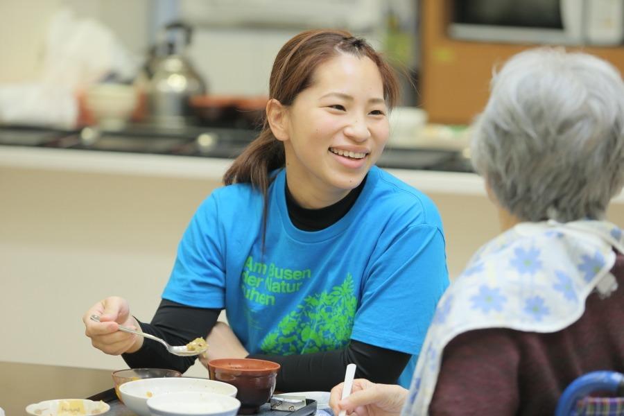 介護老人福祉施設 カトレア三木(介護職/ヘルパーの求人)の写真: