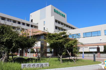 箕面市立病院の画像