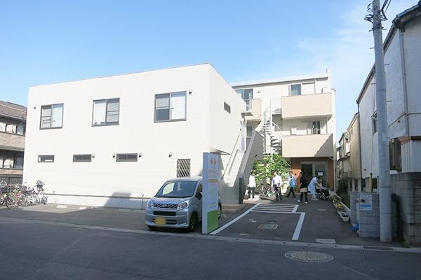 医療強化型サービス付き高齢者向け住宅 シーサーハウスの画像