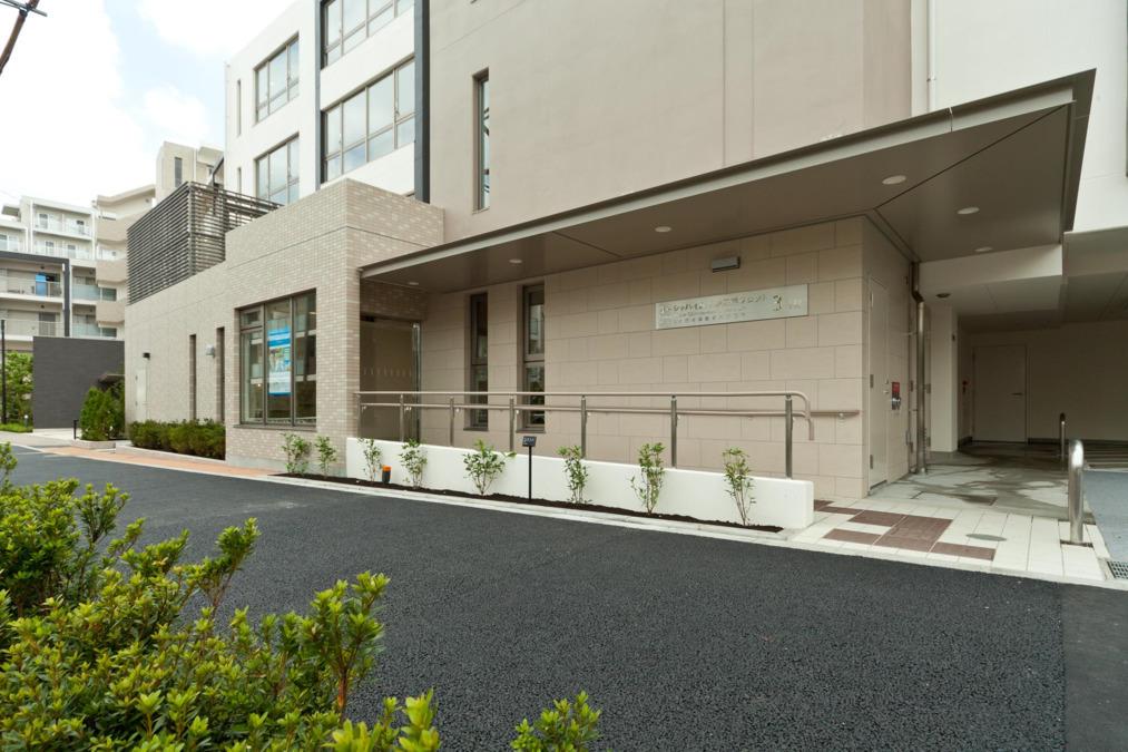 コーシャハイム千歳船橋フロント3号棟の画像