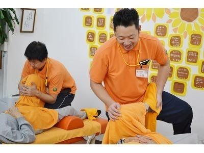 GENKINEXT名古屋守山(あん摩マッサージ指圧師の求人)の写真1枚目:機能訓練とパーソナルケアを組み合わせたメニューを実施しています