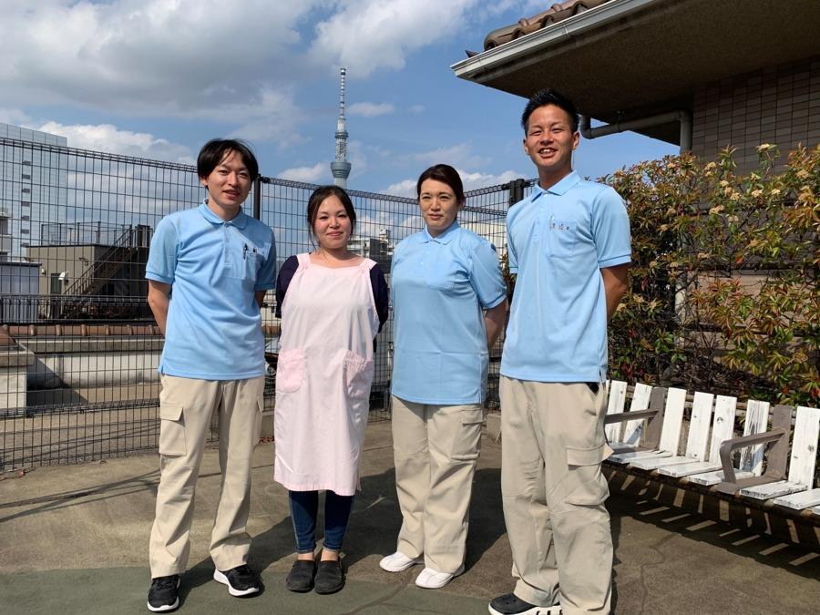 介護老人保健施設 ろうけん隅田秋光園(看護師/准看護師の求人)の写真1枚目: