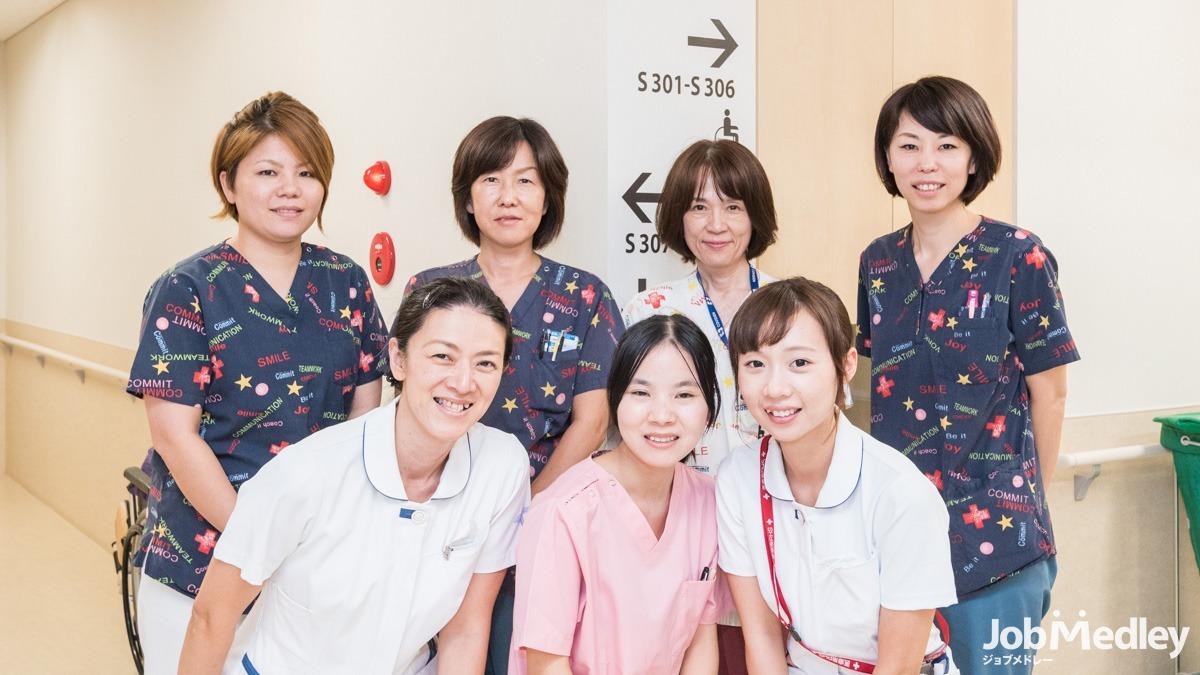 総合川崎臨港病院の画像