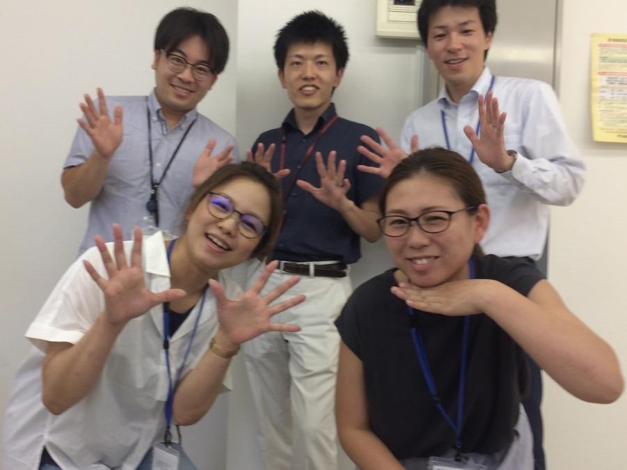 医療法人社団おおぞら会つばさクリニック(医療事務/受付の求人)の写真: