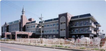高齢者福祉施設小川の里【特別養護老人ホーム】の画像