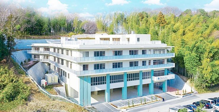 鶴川リハビリテーション病院の画像
