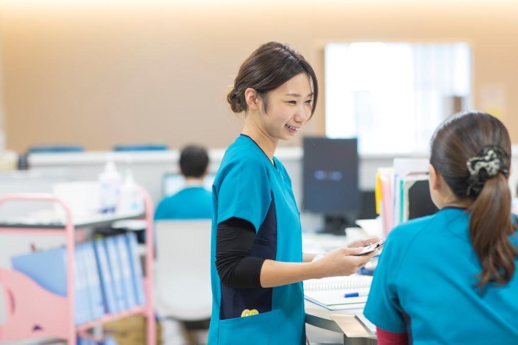 奥村病院(看護師/准看護師の求人)の写真: