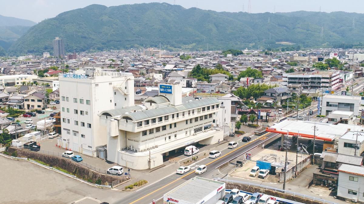 亀岡シミズ病院の画像