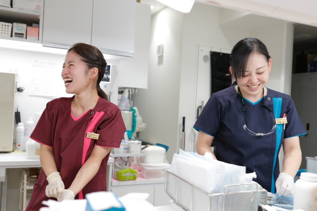 板橋本町よこぼり歯科クリニックの画像
