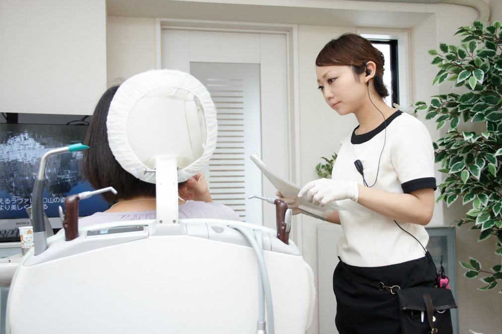 いけだ歯科矯正歯科(管理栄養士/栄養士の求人)の写真4枚目:
