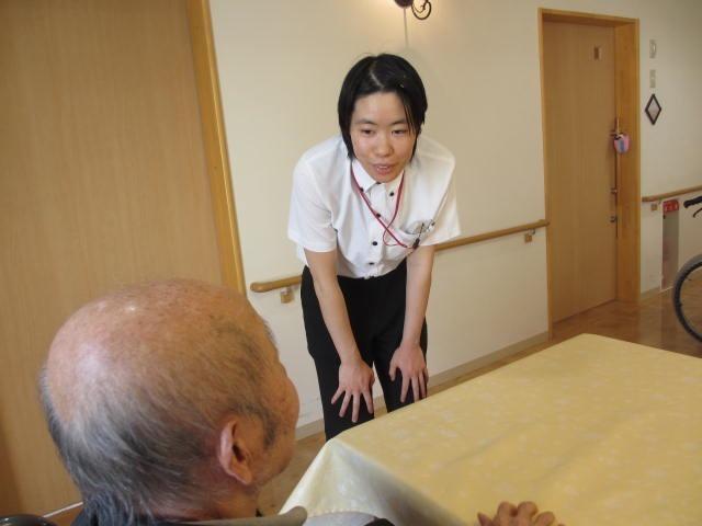 ラ・ナシカ うえだ(介護職/ヘルパーの求人)の写真8枚目:施設見学だけでもOK♪お気軽にお越しください。