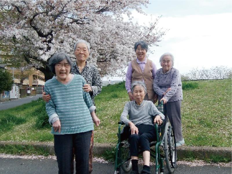 グループホームまりや(介護職/ヘルパーの求人)の写真: