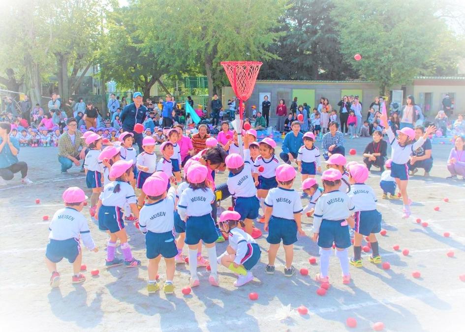 明泉幼稚園(保育補助の求人)の写真: