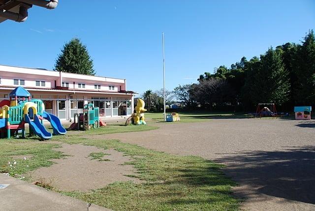 境杉の子幼稚園の画像