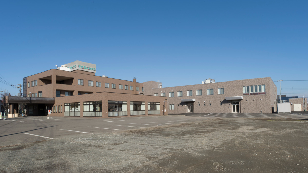 千歳豊友会病院の画像