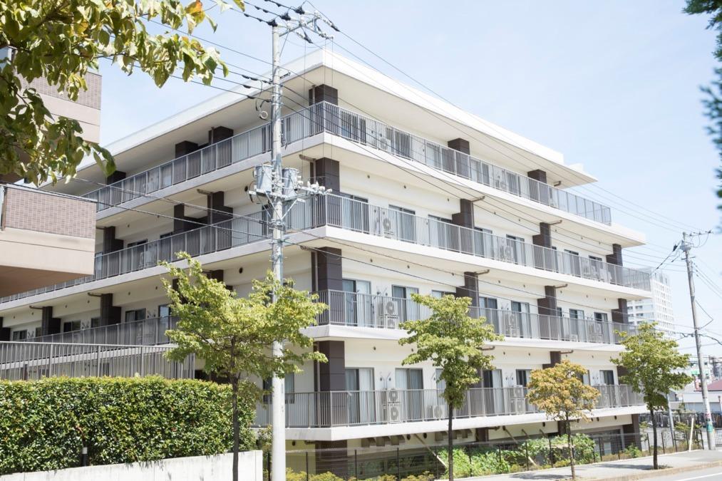 サービス付き高齢者向け住宅 ルポゼ東松戸の画像