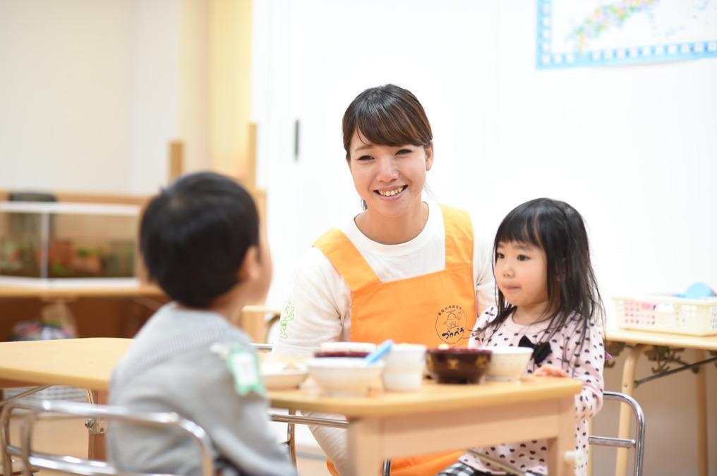 株式会社タスク・フォース東京都中野区中野事業所内保育所プロペラ