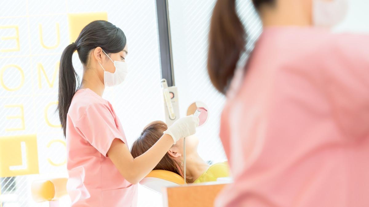 長津田arcure歯科の画像
