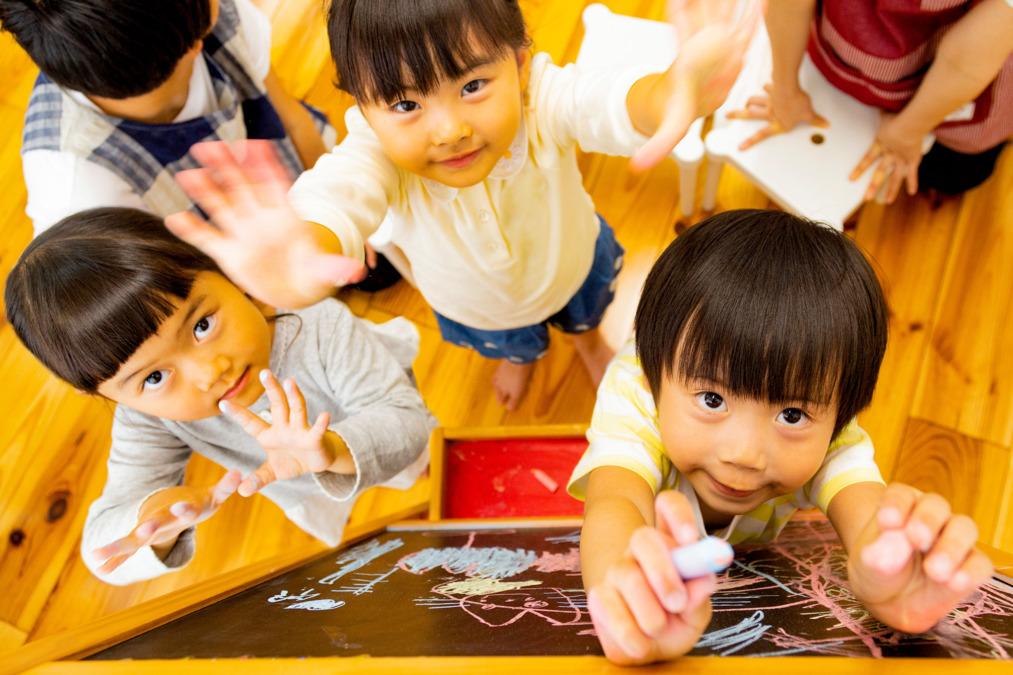 ヒーロー幼児園の画像