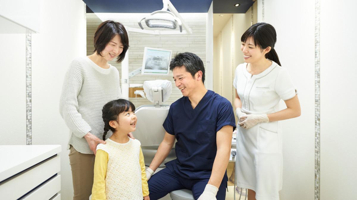 まれ歯科の画像