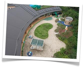 おおたかの空保育園の画像