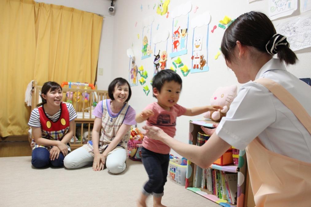 かさはら歯科医院(保育士の求人)の写真:患者さんの無料託児、事業内託児も行なっています♫
