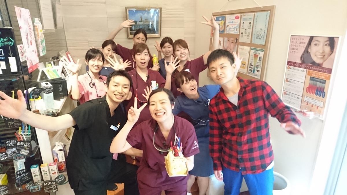 医療法人社団KDS オーバルコート歯科室(歯科衛生士の求人)の写真1枚目:歯科からはじまる笑顔創造!楽しくやりがいのある職場です。