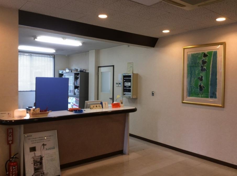 守永クリニックの写真1枚目:当院の内観です。