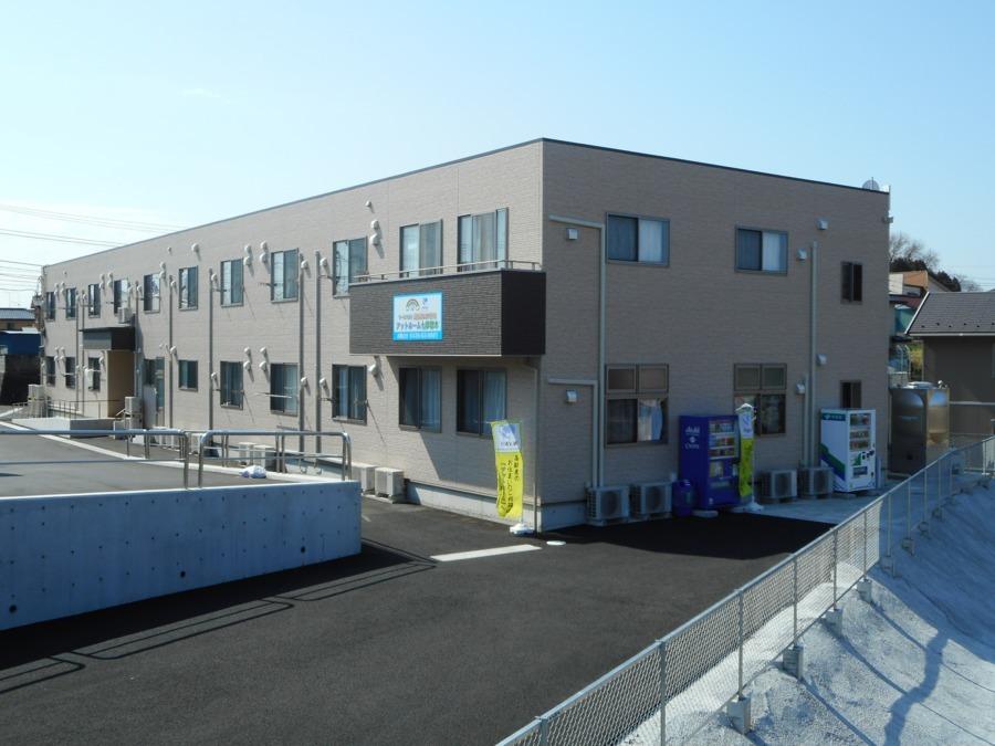 アットホーム七夢郡本【2018年11月01日オープン】の写真2枚目:建物外観です。