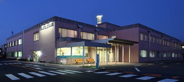 桑野協立病院の画像