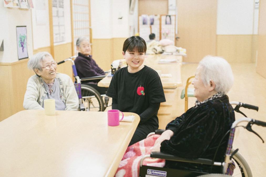 特別養護老人ホームやすらぎの里の画像