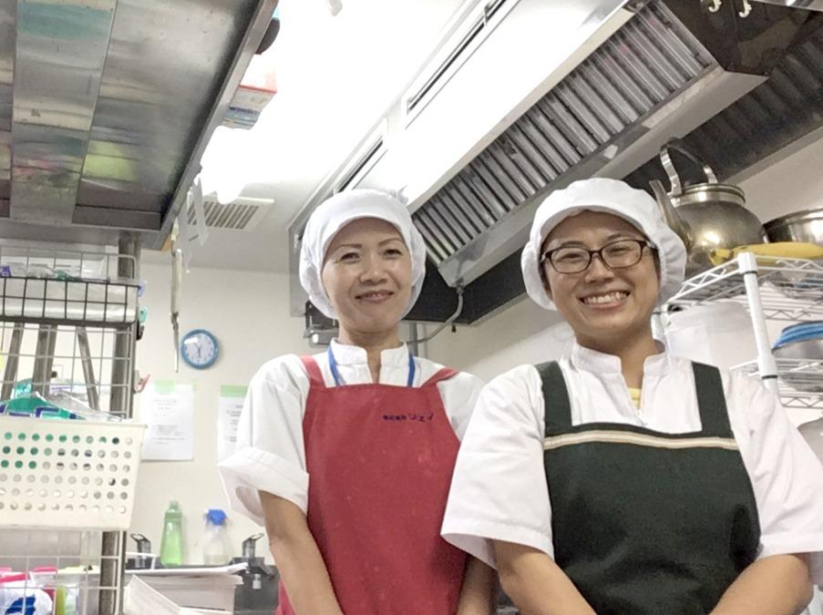 株式会社リエイ 参宮橋脊椎外科クリニック内の厨房の画像