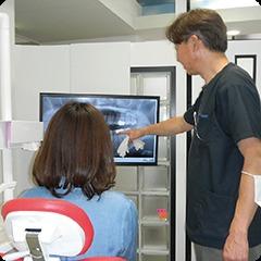 ただの歯科医院の画像