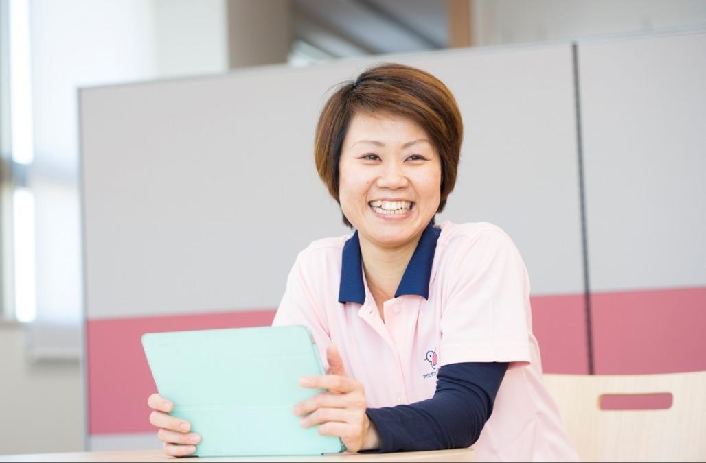 在宅介護センター京都【訪問入浴】 (介護職/ヘルパーの求人)の写真:女性の活躍も応援!女性活躍推進室を組織化!