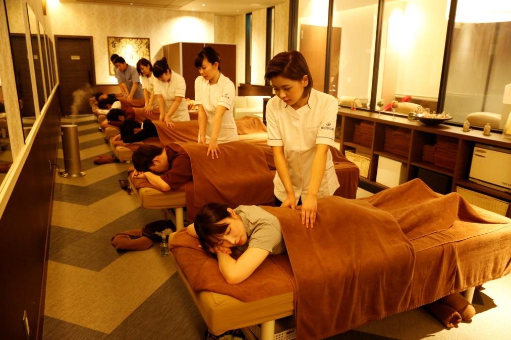 体・いやし處 野天風呂あかねの湯 加古川店(整体師/セラピストの求人)の写真1枚目: