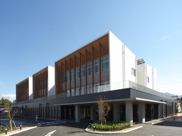 山都町包括医療センターそよう病院の画像