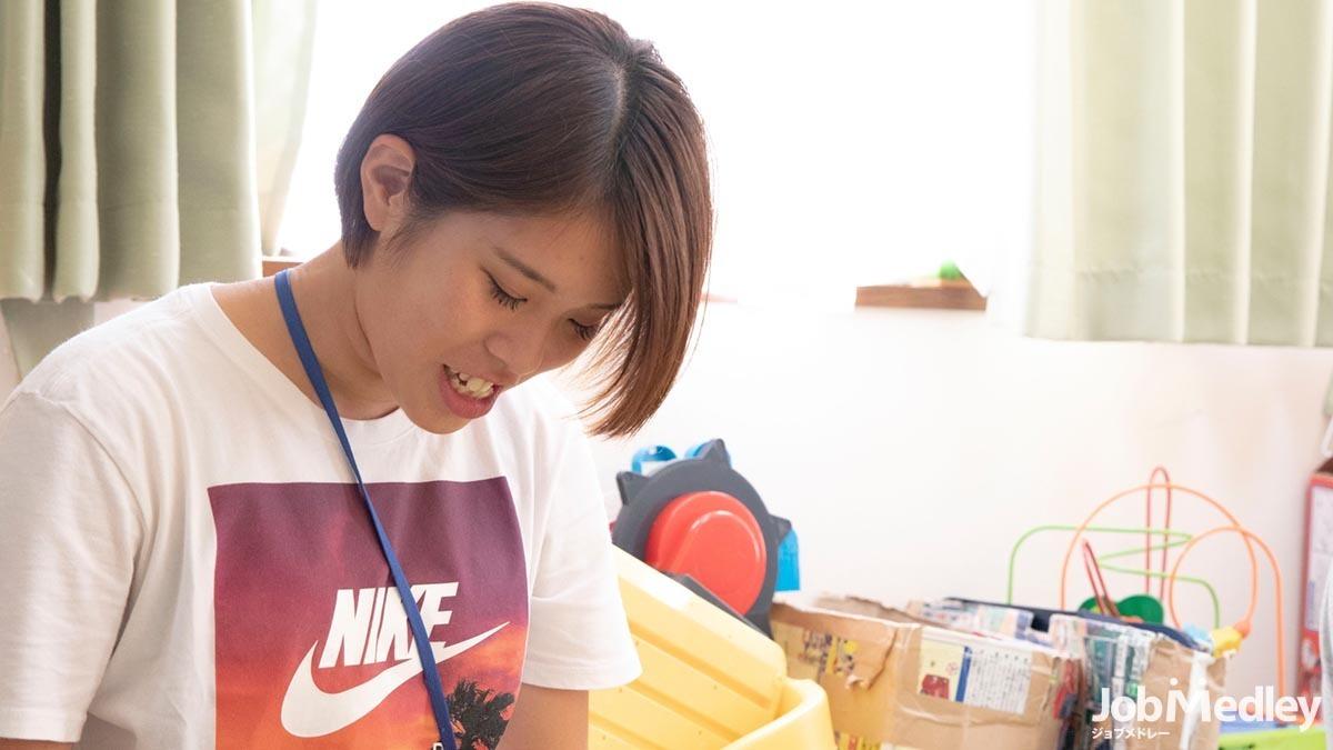 放課後等デイサービスまりも袖ヶ浦(児童指導員の求人)の写真2枚目:近隣の病院とも連携しているため安心して働くことができます