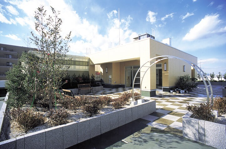 総合福祉ホーム芙蓉園の写真1枚目:特別養護老人ホーム芙蓉園外観