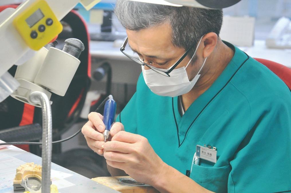 株式会社ワールドラボ 東京センター(歯科技工士の求人)の写真: