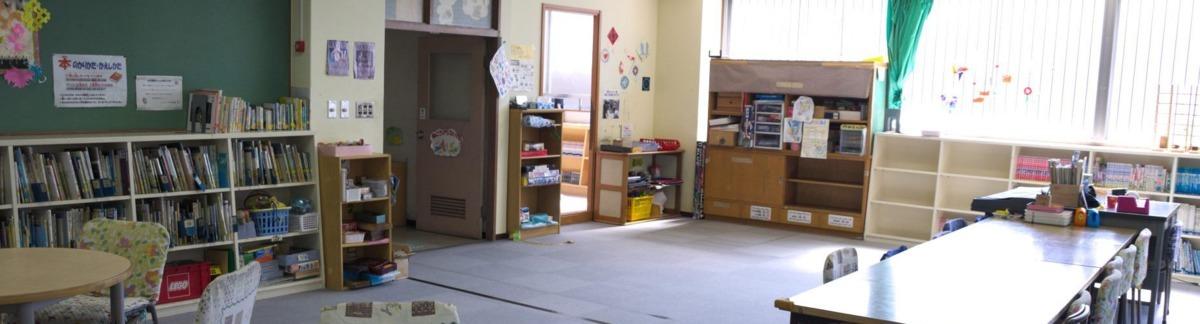 フレンドリープラザ中川児童館の画像