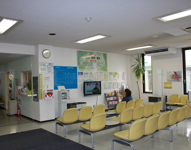 八戸城北病院の画像