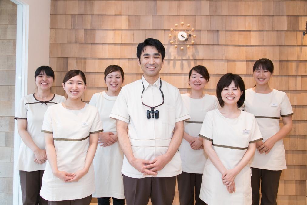 高針台デンタルオフィス(歯科助手の求人)の写真1枚目:スタッフ一同、ご応募を心よりお待ちしております♪