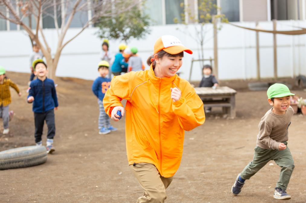 株式会社木下の保育 「木下の保育園 元和泉」の画像
