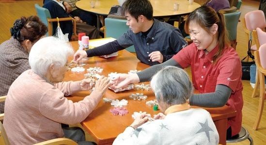 介護保険総合ケアセンターシオンの園(介護職/ヘルパーの求人)の写真: