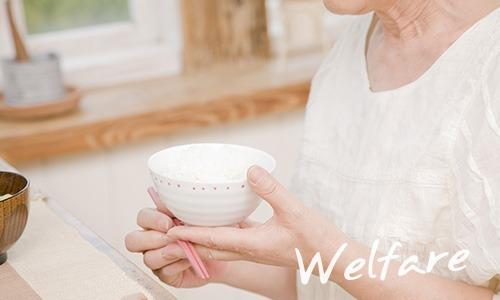 富士産業株式会社 燿光リハビリテーション病院内の厨房の画像