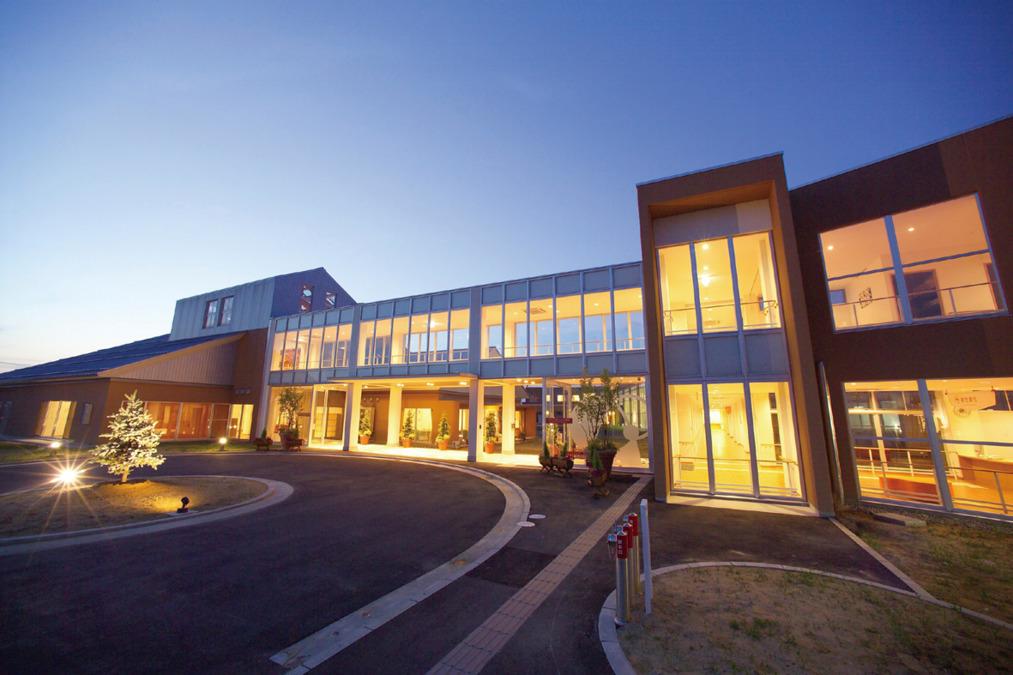 アルペンリハビリテーション病院の画像