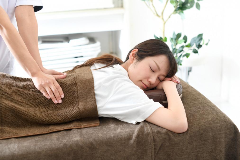 Healing Resort Spa KAISEN 内ボディケアルームの画像