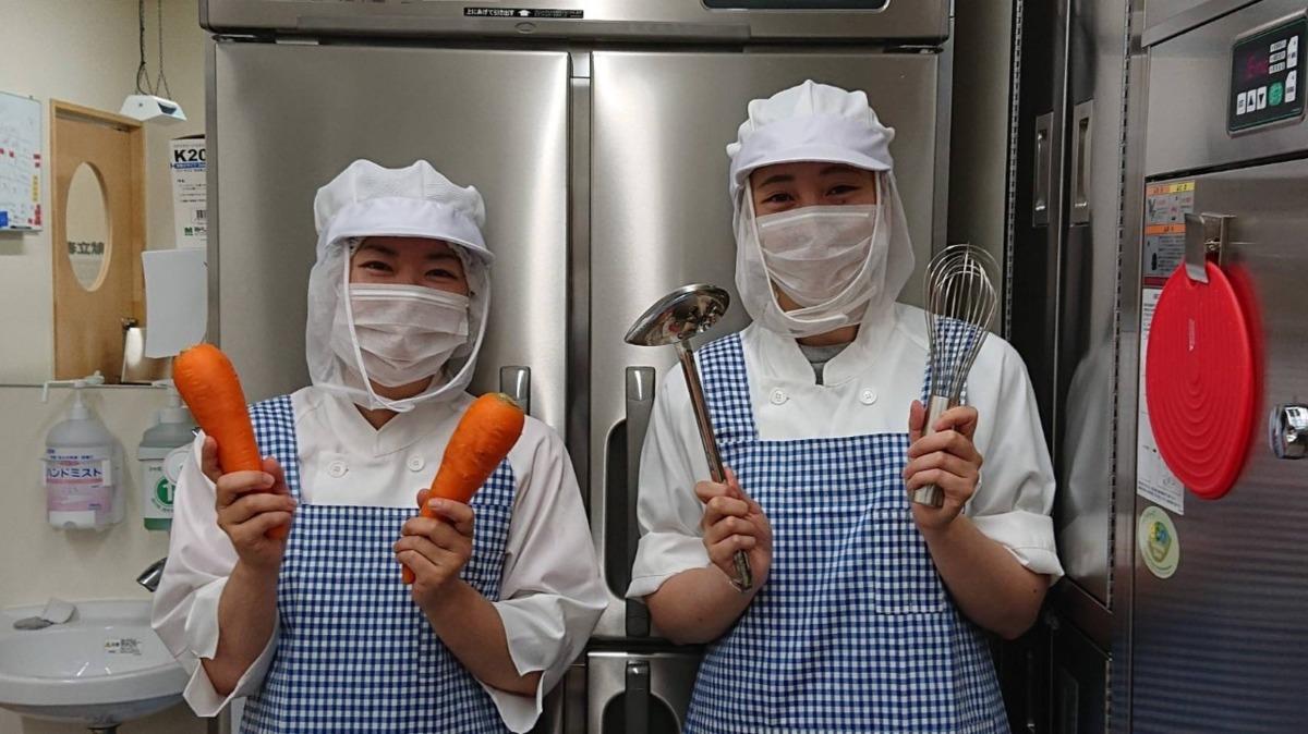 株式会社メフォス 文京区立児童発達支援センター内の厨房の画像