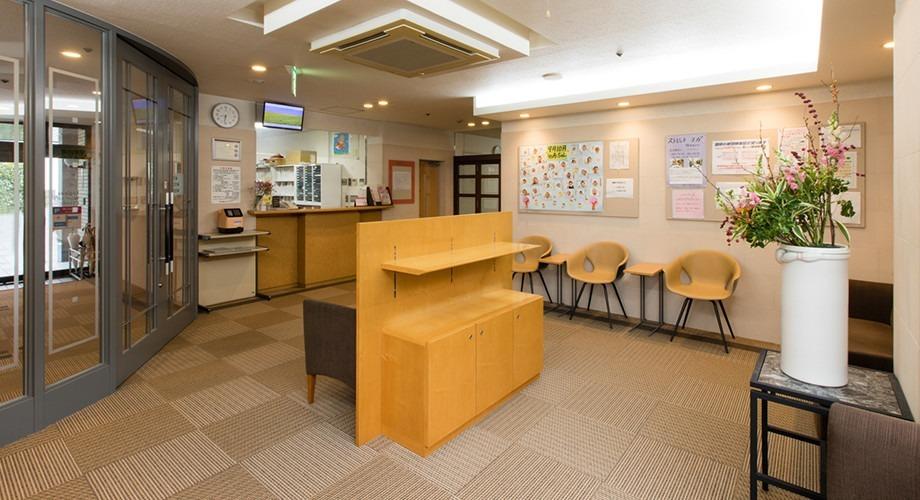 祖川産婦人科クリニックの画像