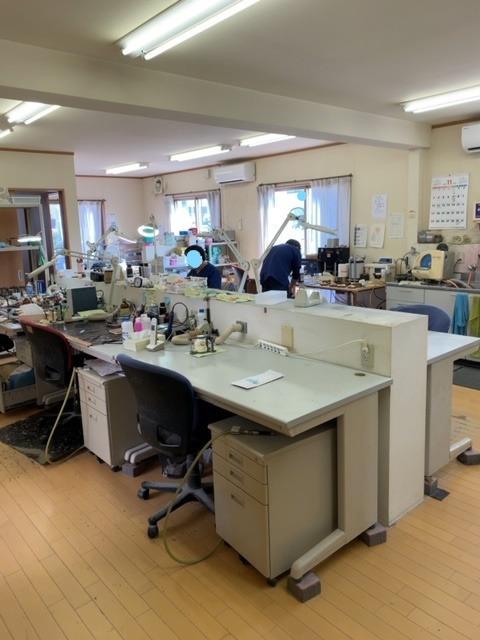 E-デンタルラボ右京塚(歯科技工士の求人)の写真: